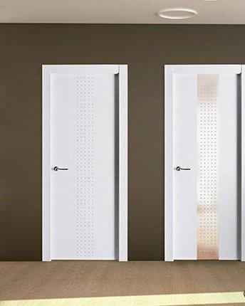 Puertas lacado blanco Castalla