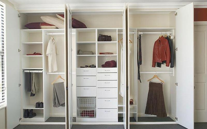 Somos fabricantes de armarios empotrados carpinter a de for Diseno de roperos empotrados