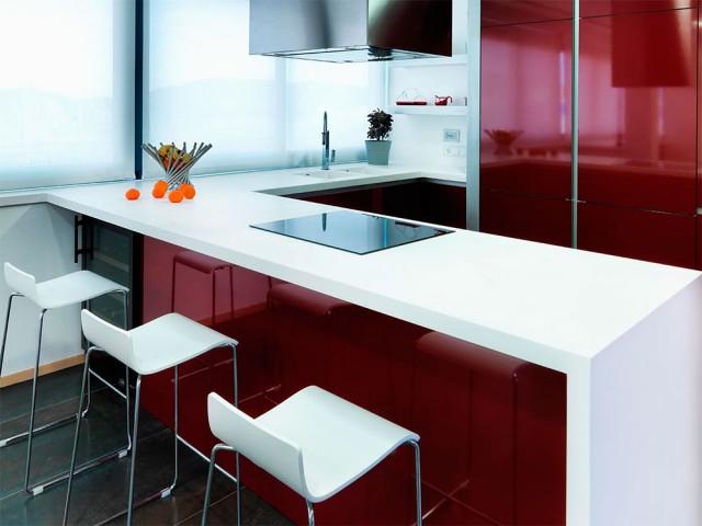 Encimeras de cocina de KRION®, máxima resistencia y belleza para la cocina